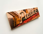 "Palace Vintage Sign Limited Edition Fine Art Photo Transfer on 10""x30"" Wood Panel by Patrick Lajoie"