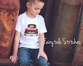 Retro Truck with Pumpkins, Pumpkin Truck, Pumpkin Shirt, Pumpkin Truck Shirt, Boy Pumpkin Shirt, Thanksgiving Shirt