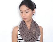Summer Scarf Crochet Pattern - PDF File - Instant Download