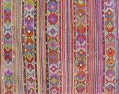 """VINTAGE Turkish Area Rug Kilim Carpet Cicim (Embroidered), Area Rug,Decorative Rug,Turkish Rug,  70,4"""" X 86,6"""""""