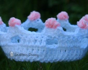 Sweetheart Crown Pattern