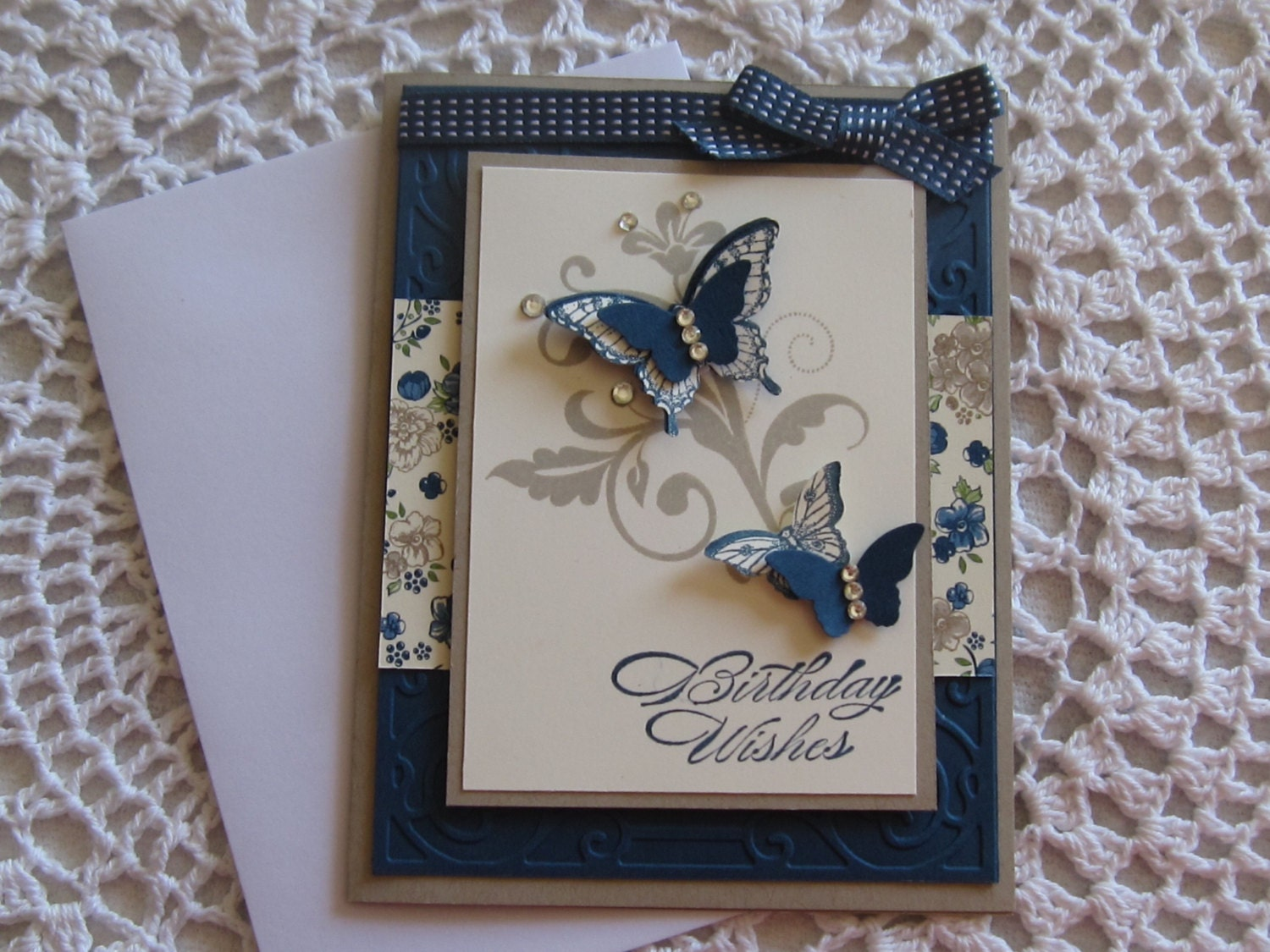 Handmade Farewell Greeting Cards