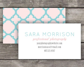 Printable Business Cards / Calling Cards - Prep