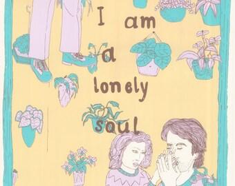 TWIN PEAKS: Lonely Soul
