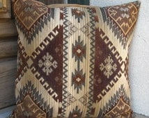 "Southwest Pillow Cover,  18""x18"""