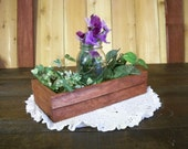 Country Center Piece,Wedding Center Piece, Wedding Crate Centerpiece, Party Table Center Piece, Decorative Wood Boxes,
