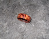 Cocobolo Wooden Ring