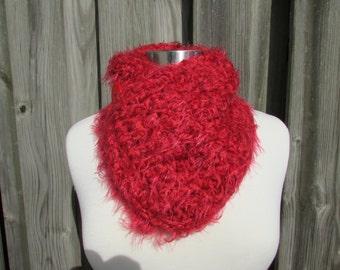 Crochet Scarf Neckwarmer