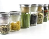 Cuppow BNTO Mason Jar Lunchbox for Wide Mouth Jar
