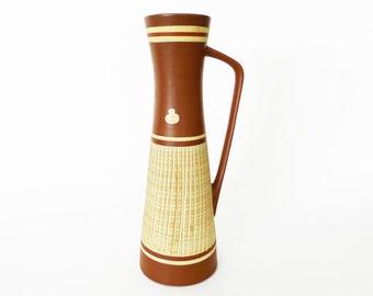 West German Sawa Handled Vase / 342-35