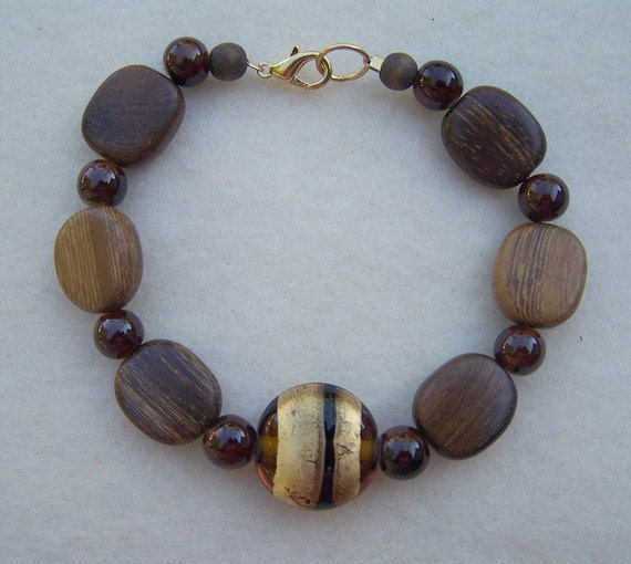 Plus size wood bracelet for Plus size jewelry bracelets