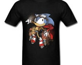 Steampunk Sonic The Hedgehog Shirt