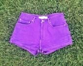 SALE! 5 DOLLAR SALE! Vintage Over-Dyed Levi's Shorts