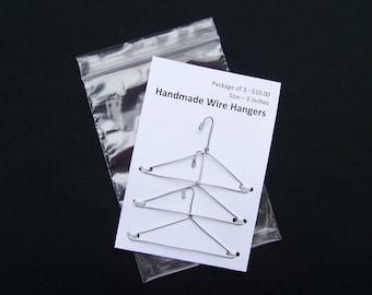 Handmade Wire Hangers