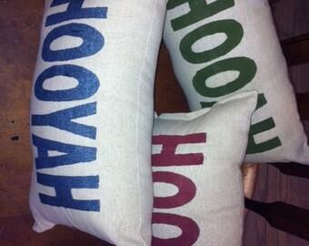 Military Pillows