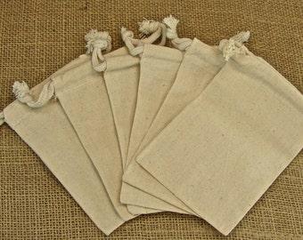 3x4 muslin bag | Etsy