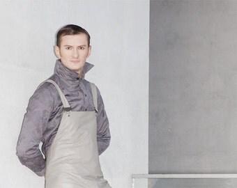 "SALE % Grey shirt ""Ichabod"""