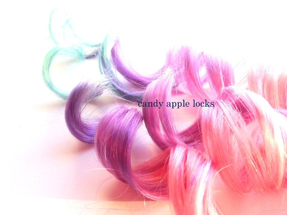 Cotton Candy Human Hair Weave 59