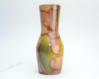 West German pottery vase by Dümler & Breiden 116/21