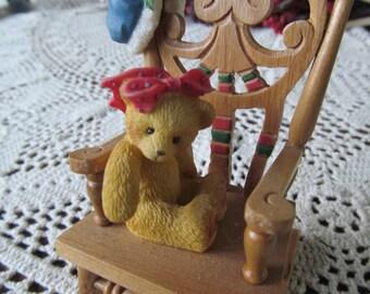 Bear Rocking Chair Etsy