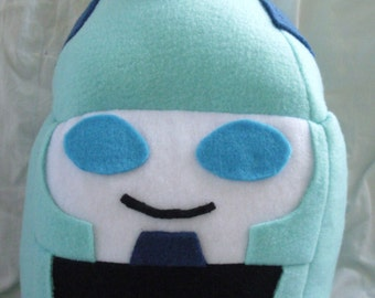 Transformers Animated Blurr Cube Plushie