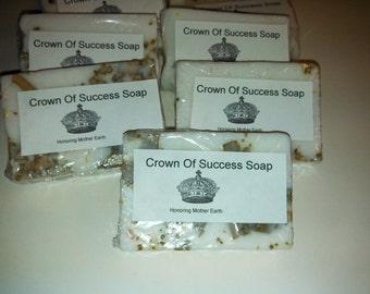 Crown Of Success Soap, Voodoo, Hoodoo, Conjure, bath, Wiccan, Pagan, Hoodoo,