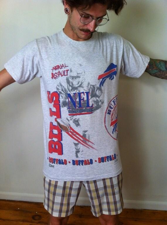 Buffalo Bills 1991 Aerial Assault t-shirt