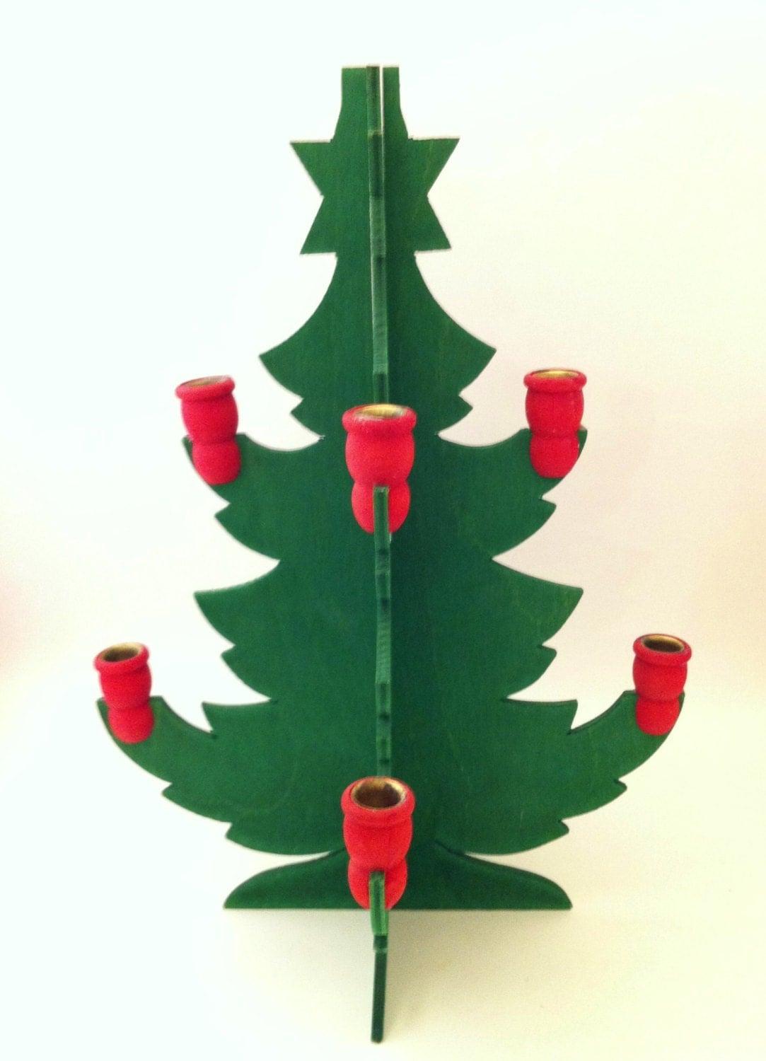 Wooden Swedish Christmas Tree