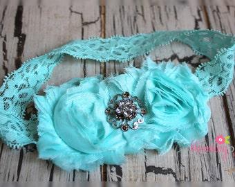 Vintage Lace Shabby Chic Headbands