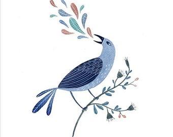 Bluebird Sings