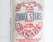 Vintage Canadian Grain Sack