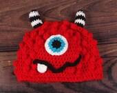 Fun Monster Hat