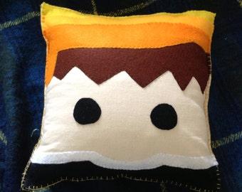 Jayne Cobb themed pillow Firefly Serenity