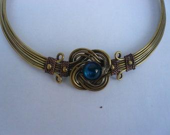 Miao handmade necklace 1950
