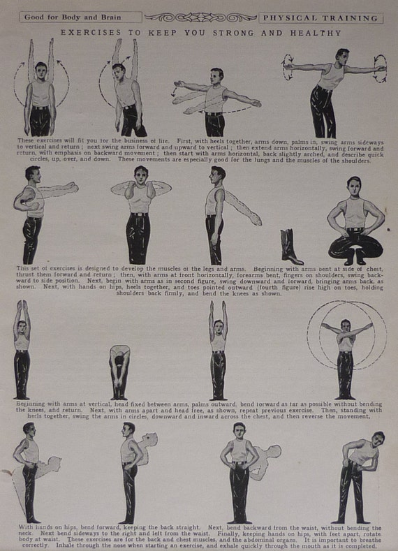 Weird And Strange Vintage Exercise And Fitness Equipment For Sale