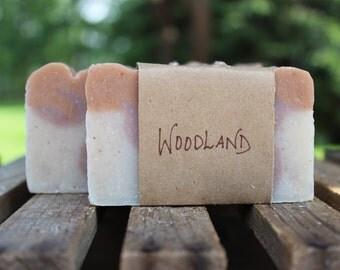 Woodland Soap, 4 oz.
