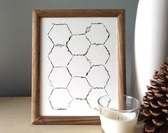Deko ideen hexagon wabenmuster modern  Emejing Deko Ideen Hexagon Wabenmuster Modern Ideas - Ideas ...