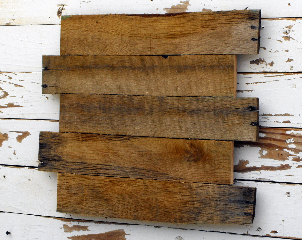 Blank Pallet Wood Canvas for Your Sign or Painting Project.
