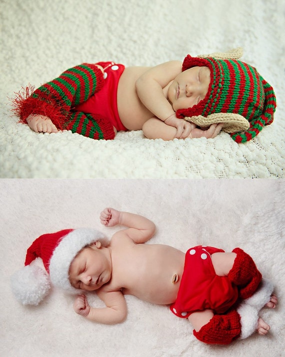 Twin christmas outfits twin baby christmas baby santa outfit baby