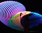 "34""  Smart Hoop 4.0 - Remote Control Color/Pattern Changing LED Hula Hoop"