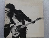 "Bruce Springsteen - ""Born to Run"" vinyl record (NT)"