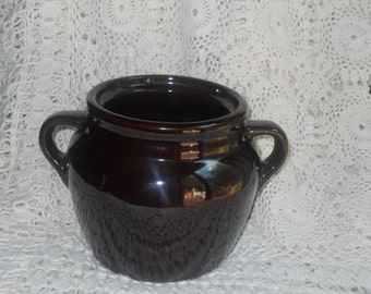 Bean pot for Boston Baked Beans