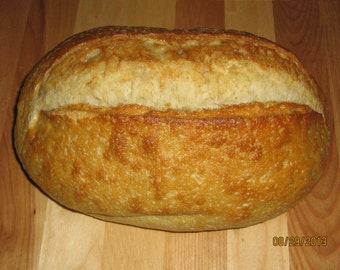 Authentic Alaskan Sourdough Bread Starter