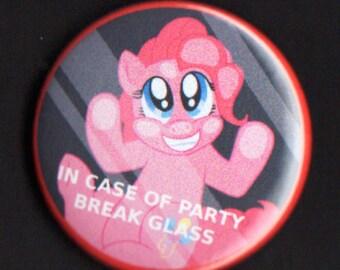1.75 inch Pinkie Pie Button
