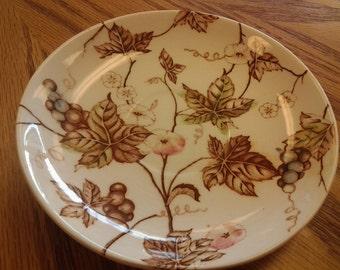 On Sale Nasco Morning Glory Saucer Plate