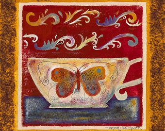 My Butterfly Cup