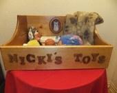 Pet Toy Box, Large