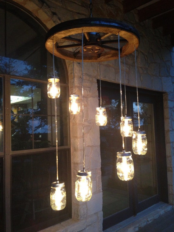 Hanging Light Bulb Light Fixture