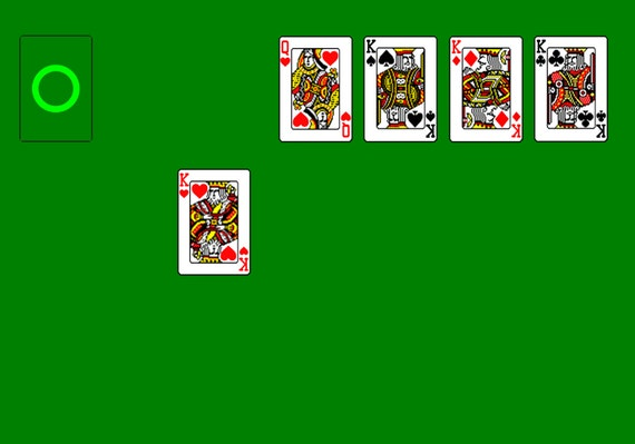 Items similar to Winning Time! (Windows 95 Solitaire Edition) on Etsy: www.etsy.com/listing/162779089/winning-time-windows-95-solitaire