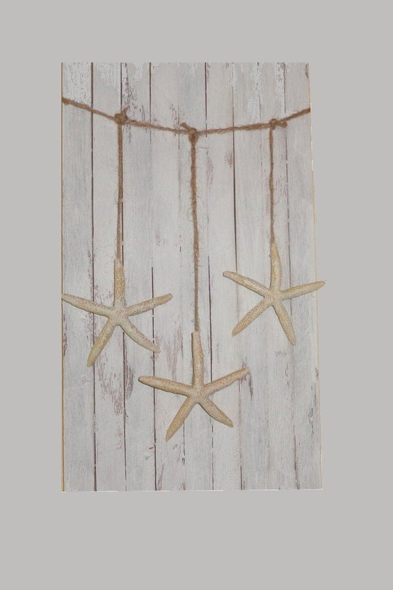 Red Starfish Wall Decor : Starfish wall hanging garland beach party mantel decoration